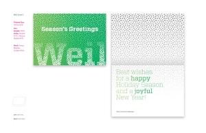 Weil Holiday Card 1