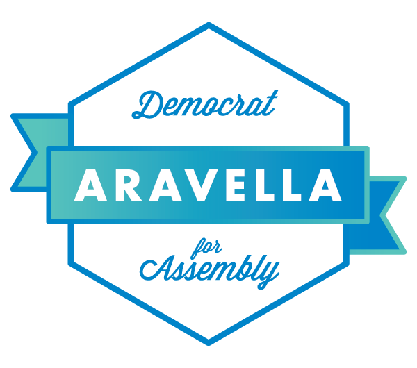 Democrat Aravella for Assembly
